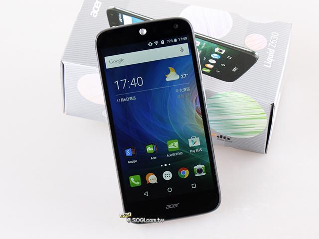 Acer Liquid Z630 價格,規格與評價- SOGI手機王