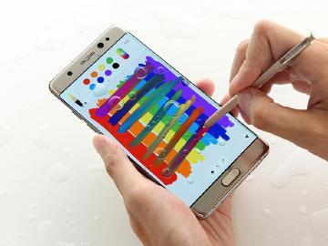 SAMSUNG Note 7新一代S Pen觸控筆應用解析