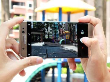 介面更直覺!SAMSUNG Note 7前後鏡頭攝錄體驗