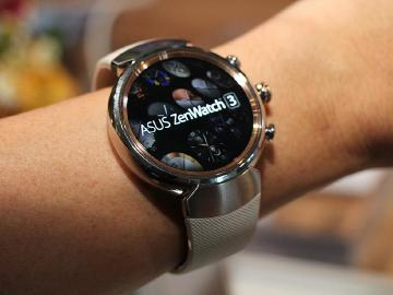 手錶也有快充!ASUS ZenWatch 3動手玩[IFA 2016]