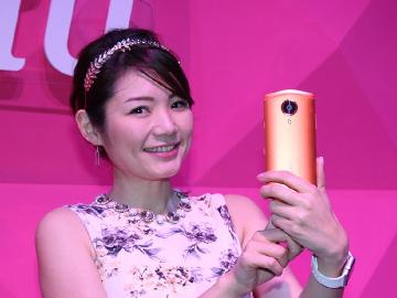 全金屬美圖T8發表 OIS、雙像素前鏡頭 3月台灣上市
