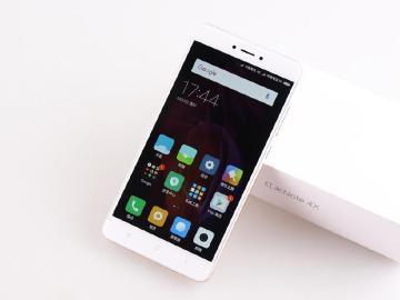 紅米Note 4X台灣64GB售價5999 仍搭載高通S625